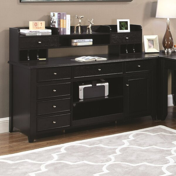 Eckenrode Credenza Desk by Darby Home Co