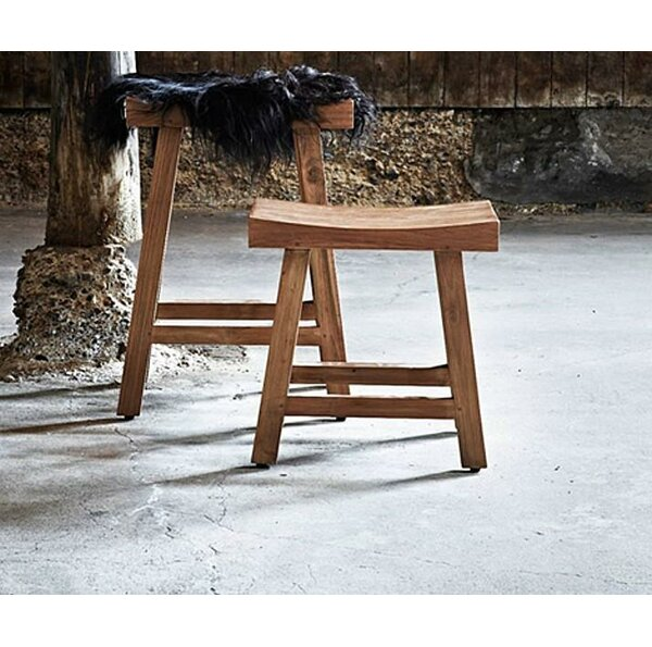 Jordyn Accent Stool by Millwood Pines