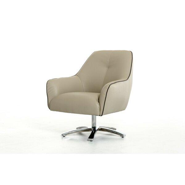 Coalpit Heath Modern Solid Lounge Chair by Orren Ellis