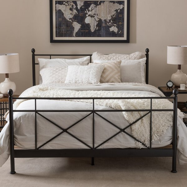 Pilsen Platform Bed by Breakwater Bay