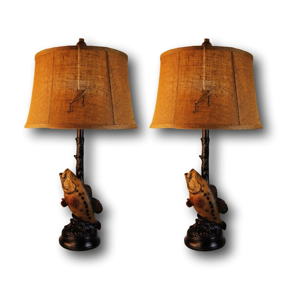 Rempe 28 Table Lamp (Set of 2) by Loon Peak
