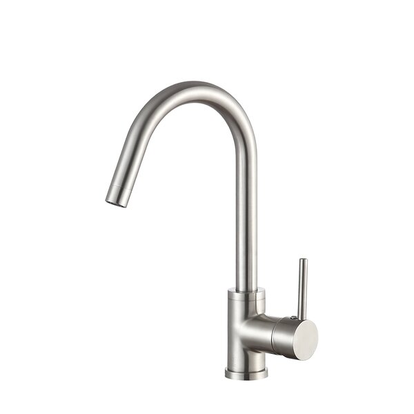 Farnese Series Single Handle Kitchen Faucet by ANZZI