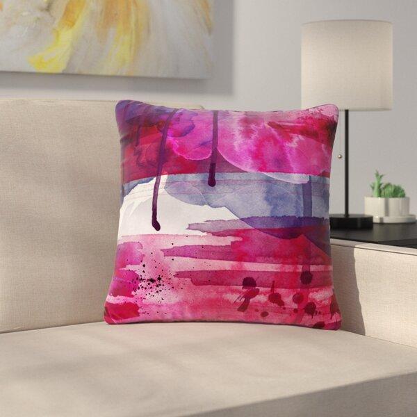 Li Zamperini Outdoor Throw Pillow by East Urban Home