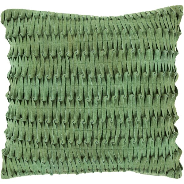 Baumgardner Throw Pillow Cover by Mercury Row