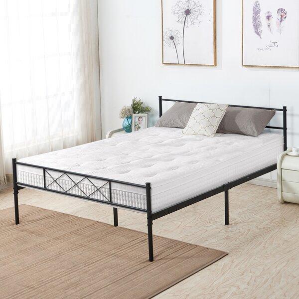 Ledford Metal Platform Bed Frame by Alcott Hill