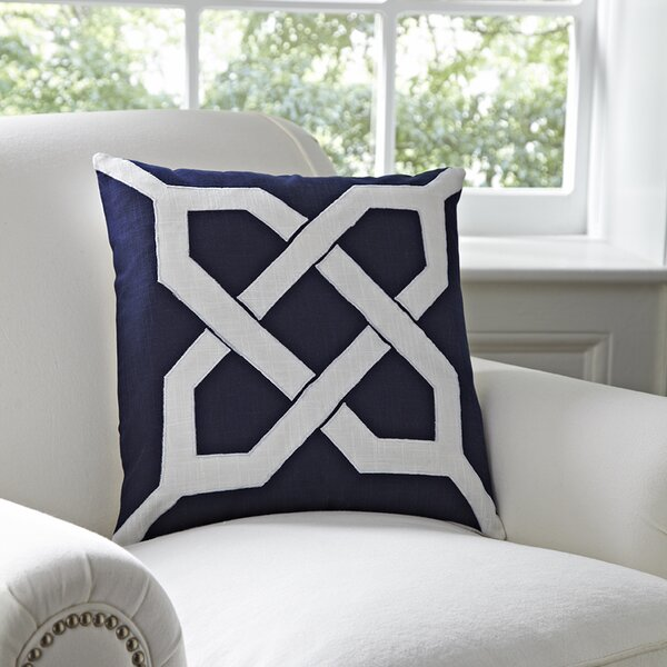 Kira Cotton Pillow Cover by Birch Lane™