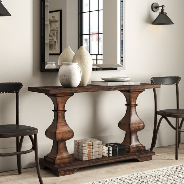 Greyleigh Brown Console Tables
