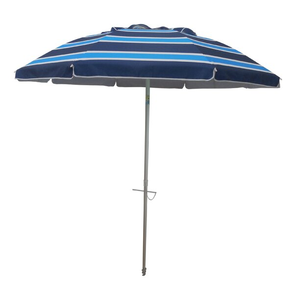 7' Beach Umbrella by Heininger Holdings LLC Heininger Holdings LLC