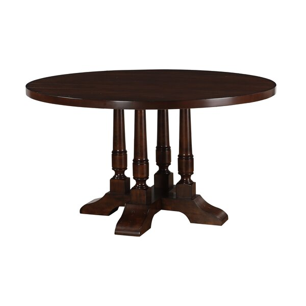 Hawkinson Dining Table by Alcott Hill