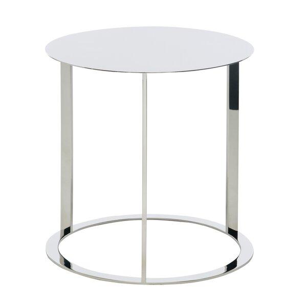 Vera End Table By Nuevo