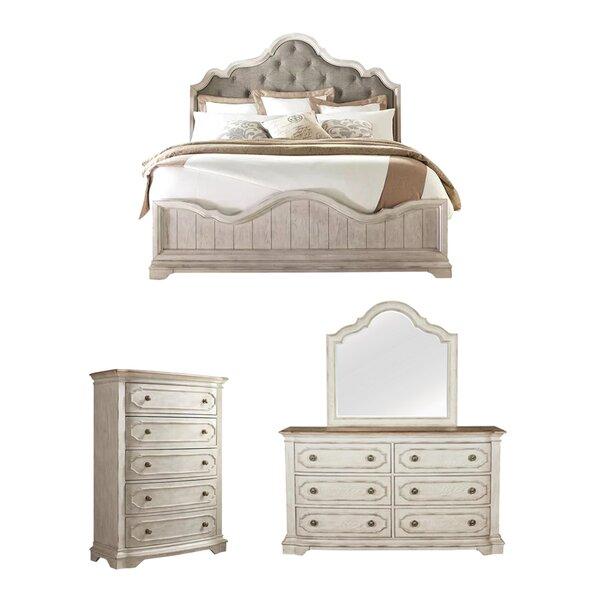 Essonnes Standard Configurable Bedroom Set by One Allium Way