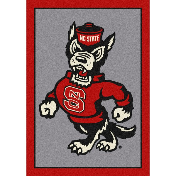 Collegiate North Carolina State University Doormat by My Team by Milliken