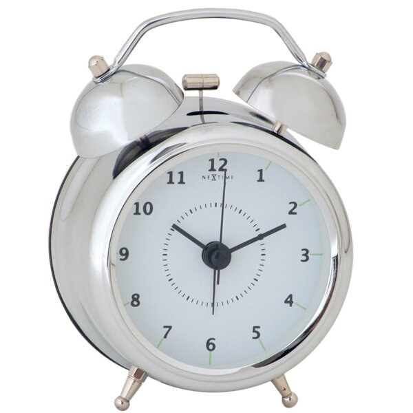 Wake Up Alarm Clock by Latitude Run