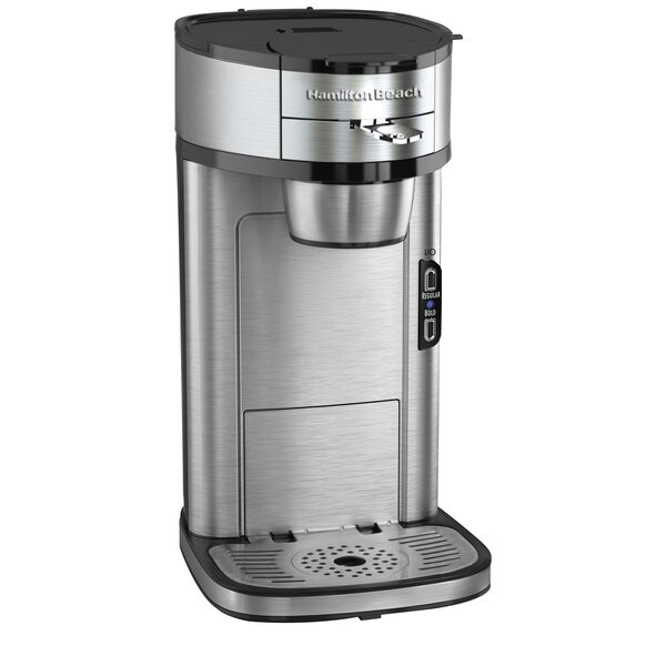 The Scoop Single Serve Coffee Maker by Hamilton Beach