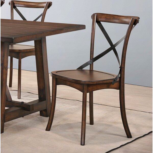Morison Side Chair (Set of 2) by Alcott Hill