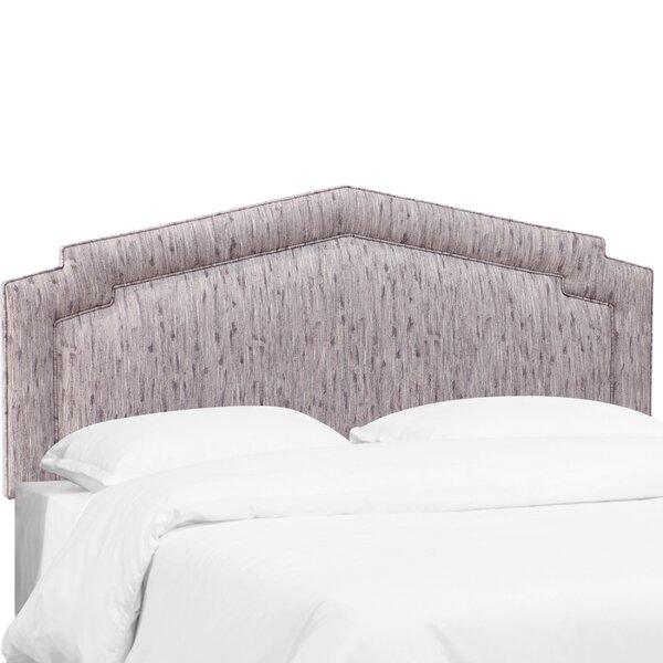 Overturf Upholstered Panel Headboard by Brayden Studio