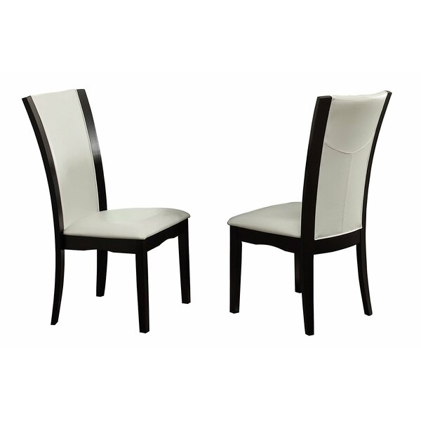 Lenz Upholstered Dining Chair (Set of 2) by Red Barrel Studio