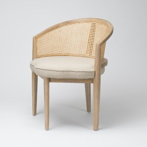 Eloise Barrel Chair The Bella Collection