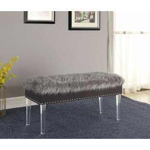 Buying Carlton Upholstered Storage Bench By Rosdorf Park