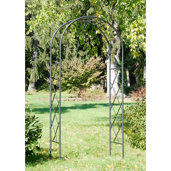 Lattice Iron Arbor by ACHLA