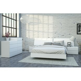 Gabriella Queen Platform 6 Piece Bedroom Set By Wrought Studio