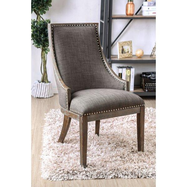 Nessa Barrel Chair by Gracie Oaks