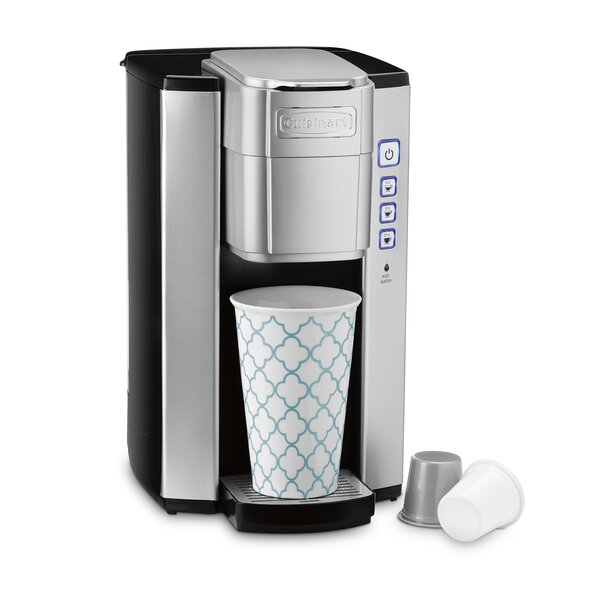 Compact Single Serve Coffee Maker by Cuisinart