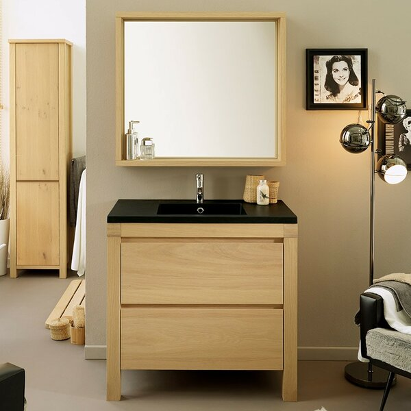 Erwan 35 Single Bathroom Vanity Set by Parisot