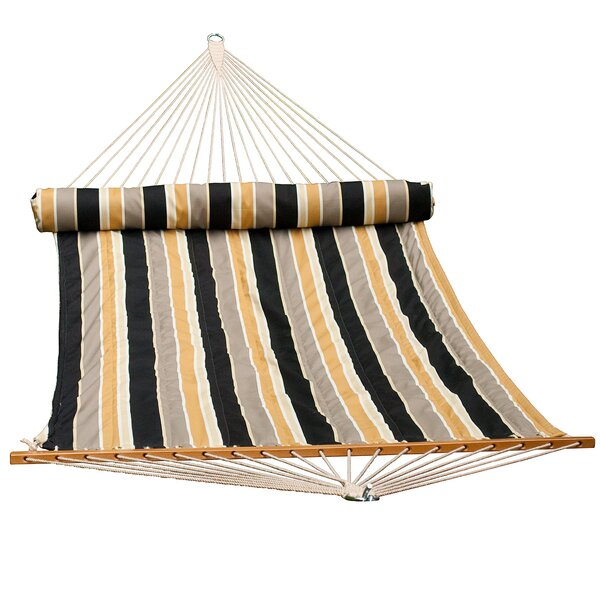 Quilted Polyester Tree Hammock by Algoma Net Company
