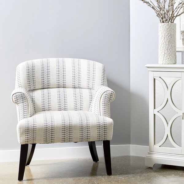 Wiese Armchair by Bloomsbury Market
