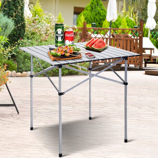 Tullahoma Folding Camping Table by Ebern Designs