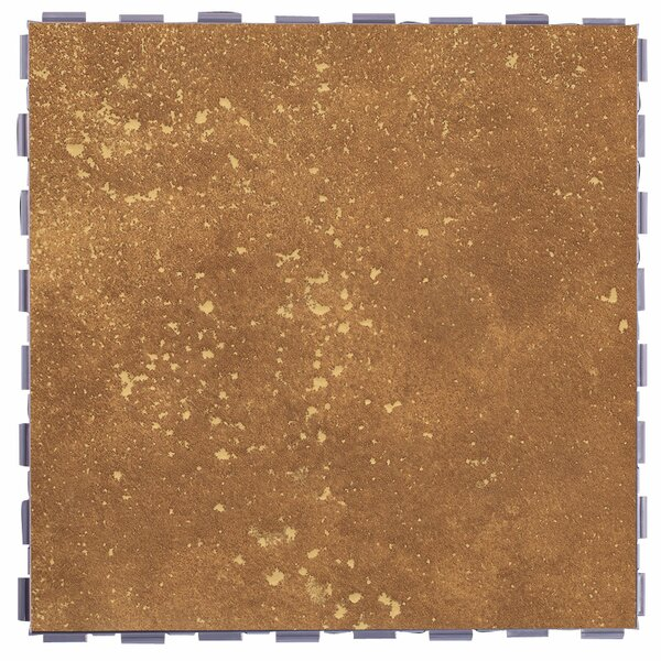 Classic Standard 12 x 12 Porcelain Field Tile in Rosso by SnapStone