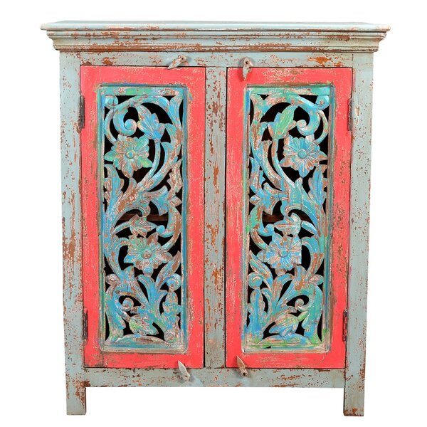 Shoshoni 2 Door Accent Cabinet by Bungalow Rose