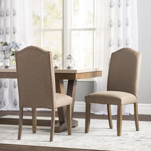 Knutsford Parsons Chair (Set of 2) by Three Posts