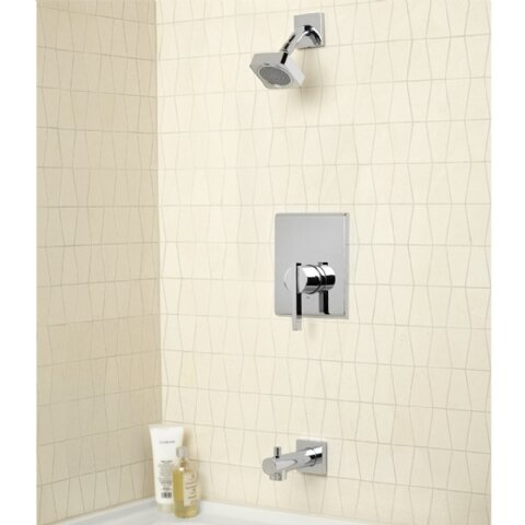 Times Square Pressure Balance Bath and Shower Trim by American Standard