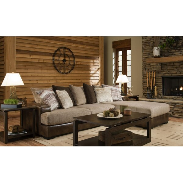 Bulger Sectional By Union Rustic Herry Up