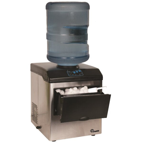 40 lb. Daily Production Portable Ice Maker by Chard