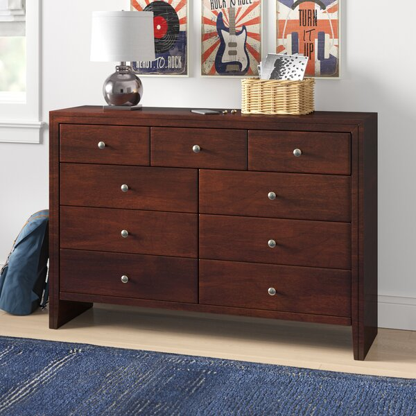 Accringt 9 Drawer Chest by Grovelane Teen