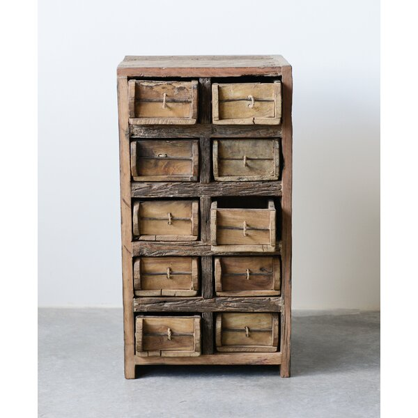 Anatolijs 8 Drawers Accent chest by Bloomsbury Market Bloomsbury Market