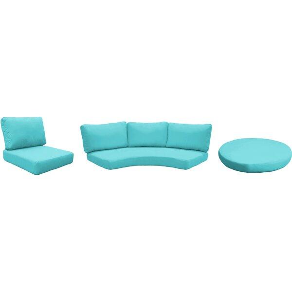 Waterbury 21 Piece Indoor/Outdoor Cushion Set by Sol 72 Outdoor Sol 72 Outdoor