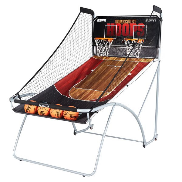 EZ-Fold 2 Player Basketball Game by ESPN