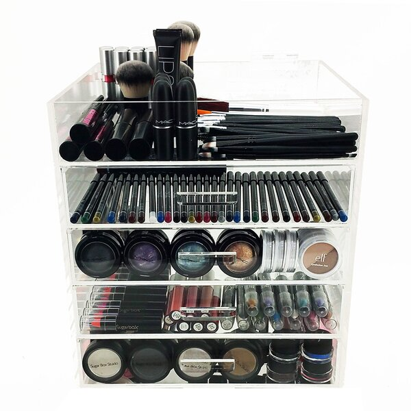 5 Tier Cosmetic/Makeup Organizer by Vandue Corporation