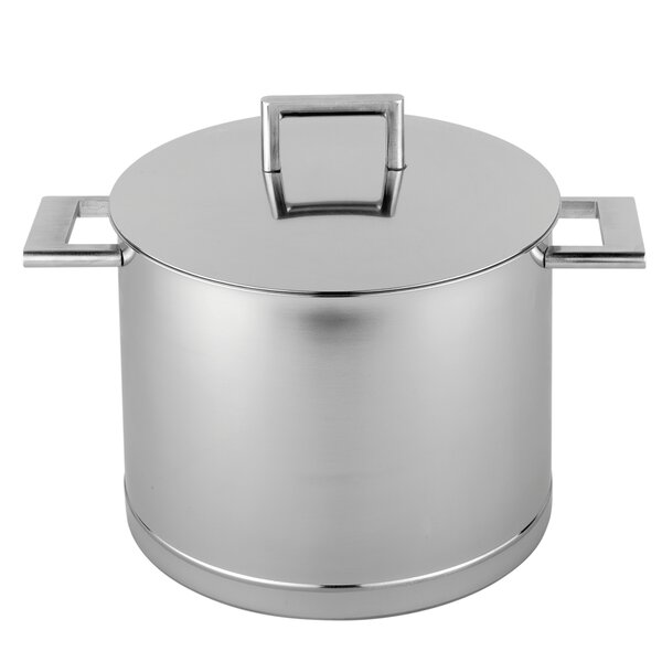 John Pawson for Demeyere Stock Pot with Lid by Demeyere