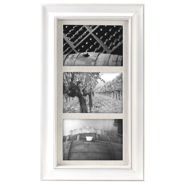 3 Opening 5 x 7 Picture Frame by Andover Mills