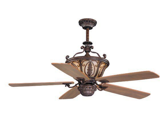 56 Brousseau 5 Blade Ceiling Fan by Fleur De Lis Living