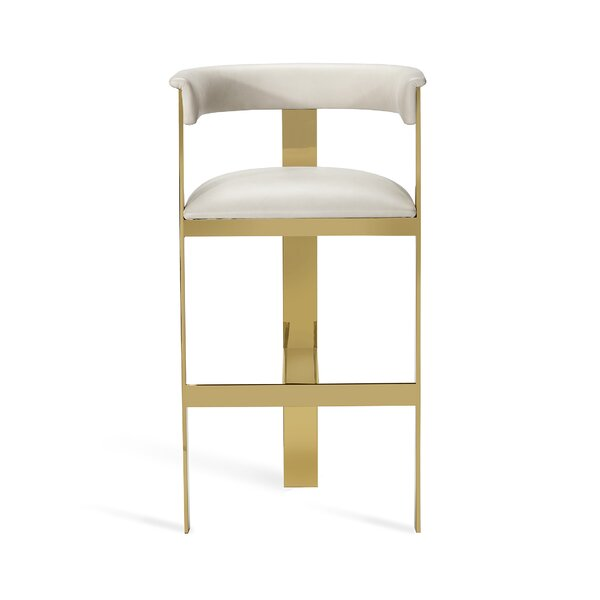 Fabulous Darcy 30 Bar Stool By Interlude 2 Modern Dining Room Spiritservingveterans Wood Chair Design Ideas Spiritservingveteransorg