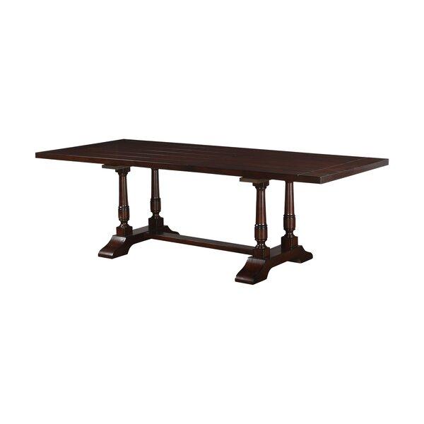 Hawkinson Extendable Dining Table by Alcott Hill Alcott Hill