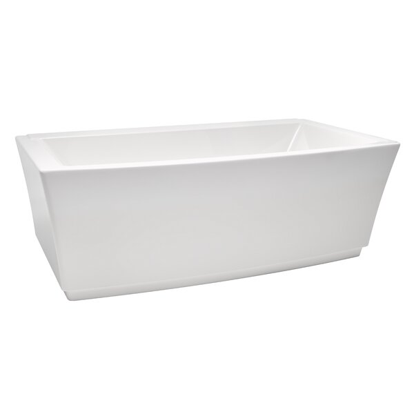 Town Square 68 x 36 Freestanding Soaking Bathtub by American Standard