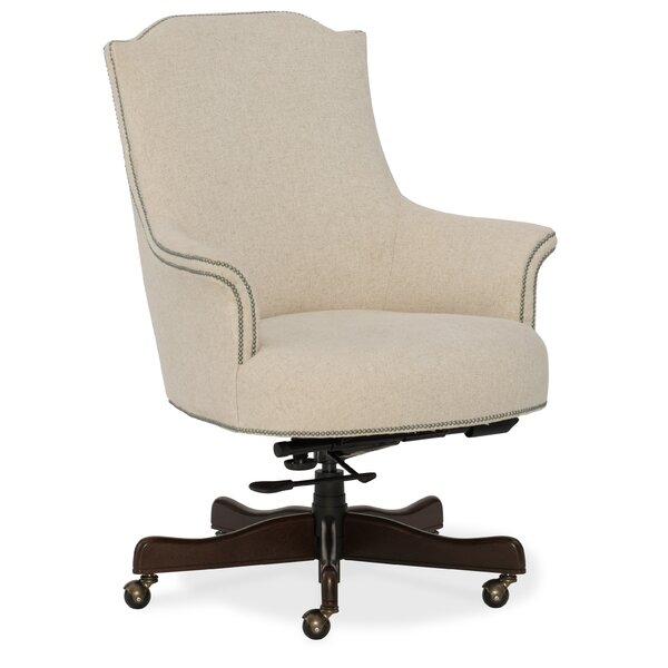 Daisy Home Office High-Back Executive Chair by Hooker Furniture
