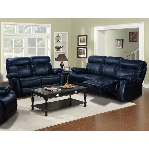Market Garden Reclining  2 Piece Living Room Set by Red Barrel Studio